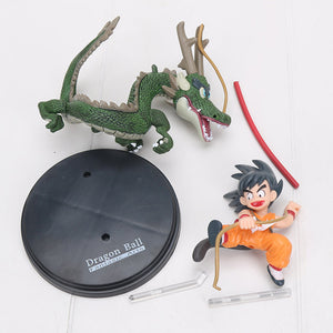 Figurine Dragon Ball - Son Goku et Shenron 17 cm