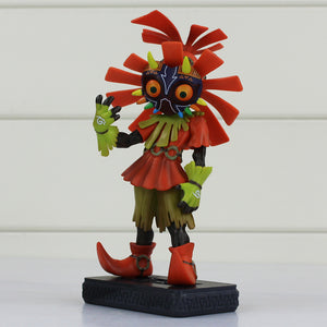 Figurine The Legend of Zelda Majora's Mask - Skull Kid 15CM