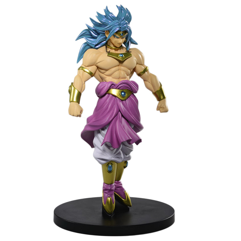 Figurine Dragon Ball Z - Super saiyan Broly 20CM