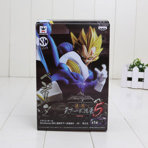 Figurine Dragon ball Z - Vegeta 15 cm