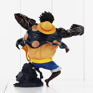 Figurine One Piece - Luffy Gear Fourth 14 cm