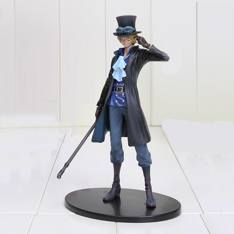 Figurine One Piece - Sabo 18CM