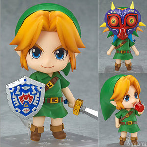 Figurine The Legend of Zelda Majora's Mask - Link 10CM