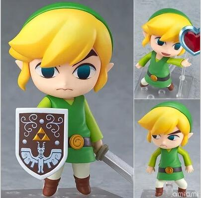 Figurine The Legend of Zelda Wind Waker - Link 10CM