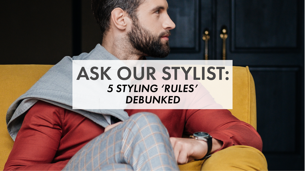 5 Style Rules Broken By Experts