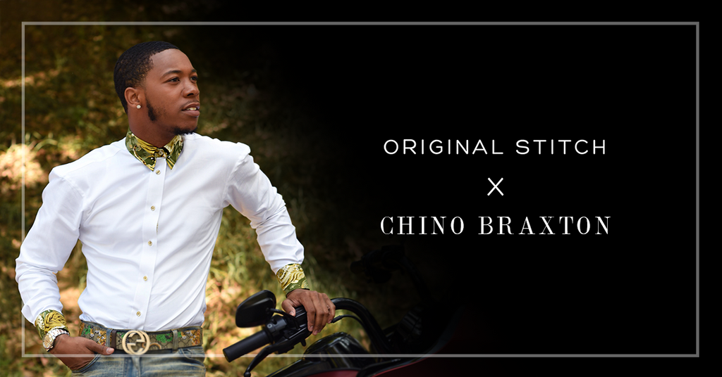 Chino Braxton X Original Stitch Partnership