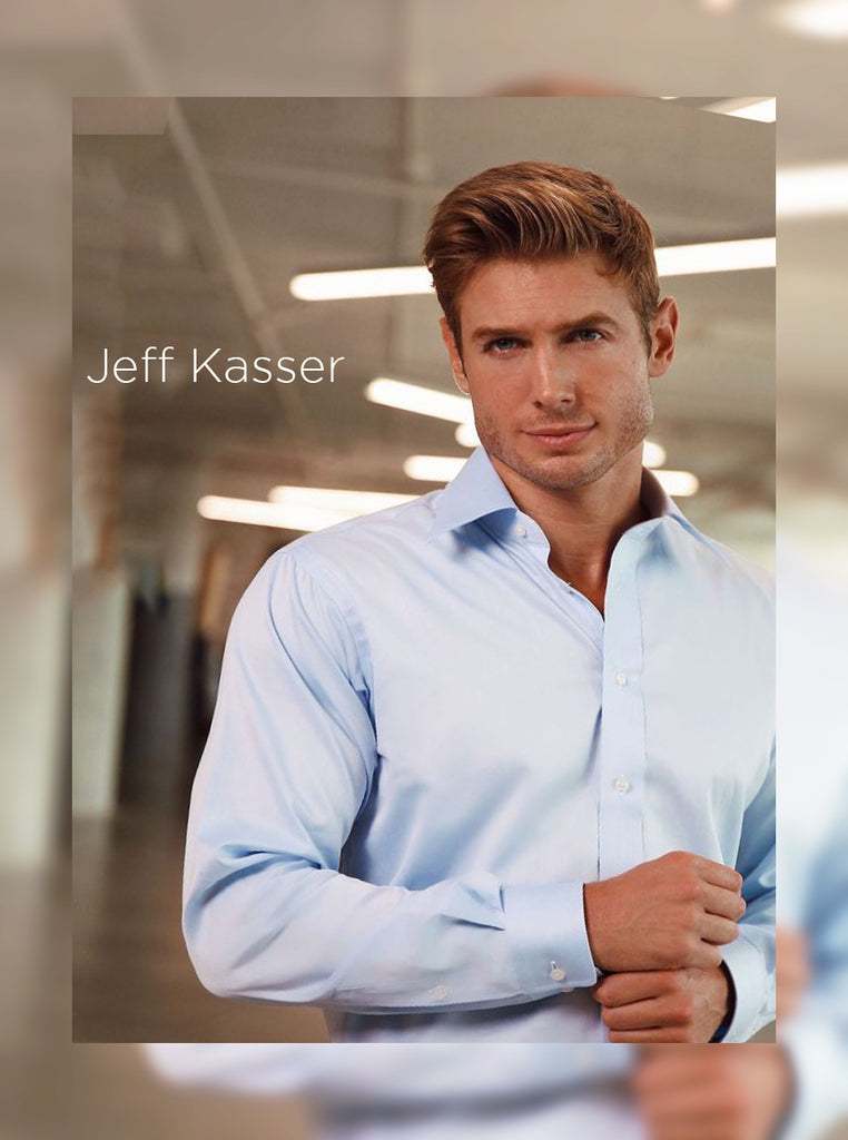 A conversation with Model, Globetrotter, and Original Stitch Influencer Jeff Kasser
