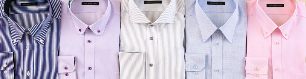 Easy care <br><span>Wrinkle-resistant shirts. Less time ironing, more time doing.</span>