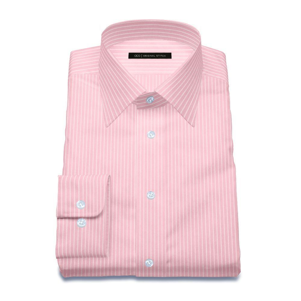 Easy Pink Inverted Stripe