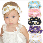 2017  Fashion Colorful Headbands Bow