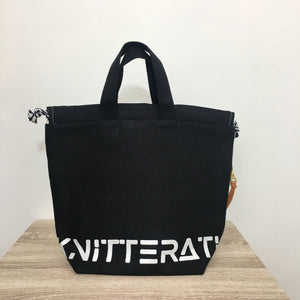 Pearadise Island Project Bag - KNITTERATI tote bag