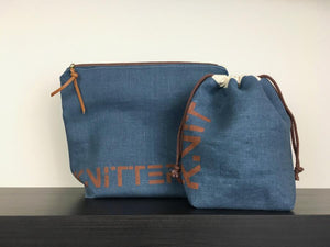 KNITTERATI Zipper Project bag