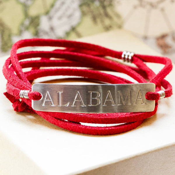 Alabama Bracelet - IF Only Pretty LLC