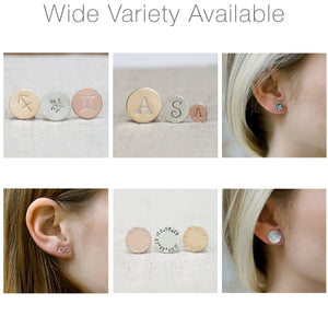 Moon Earrings - IF Only Pretty LLC