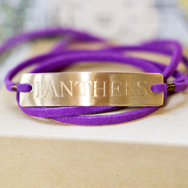 Northern Iowa Bracelet - IF Only Pretty LLC