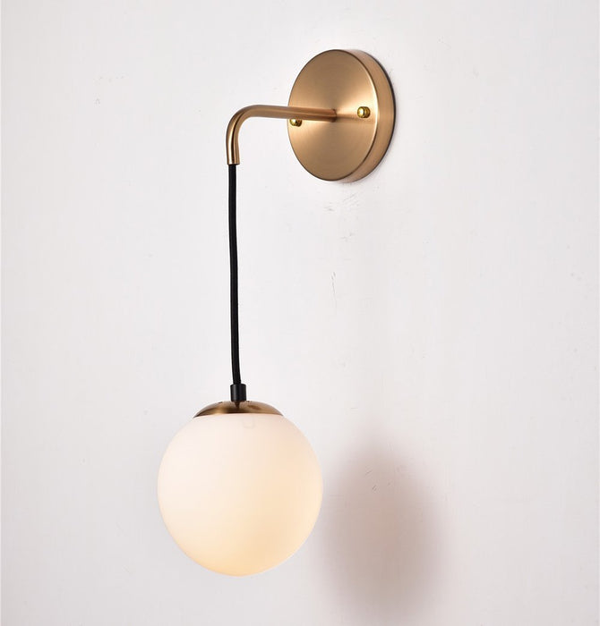 Brinley Wall Lamp Humbly Nobly