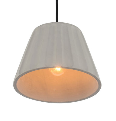 Cement Pendant Lamp - Elton Humbly Nobly