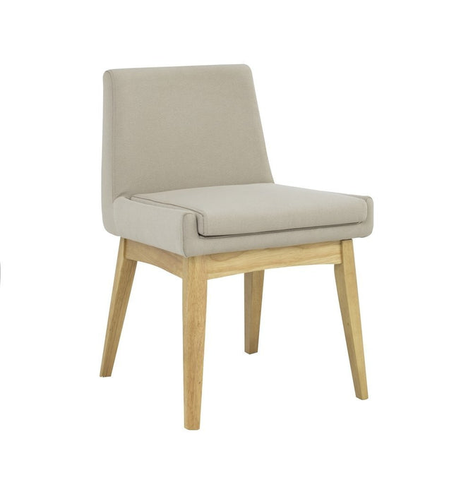 Chanel Dining Chair - Barley & Natural