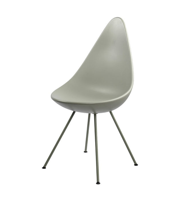 Drop Chair - Grey - Reproduction Humbly Nobly