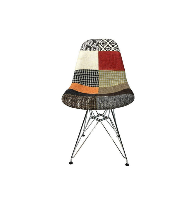 DSR Eiffel Patchwork Chair - G - Reproduction Humbly Nobly