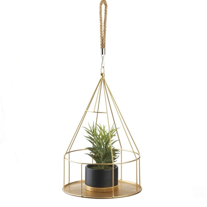 Hanging Plant Holder Round Base Summerfield Terrace
