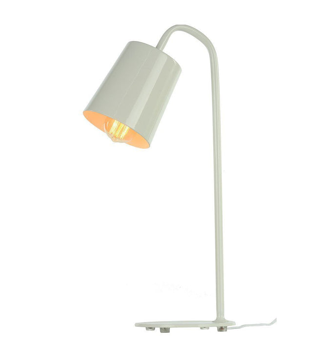 Inger Table Lamp White Humbly Nobly