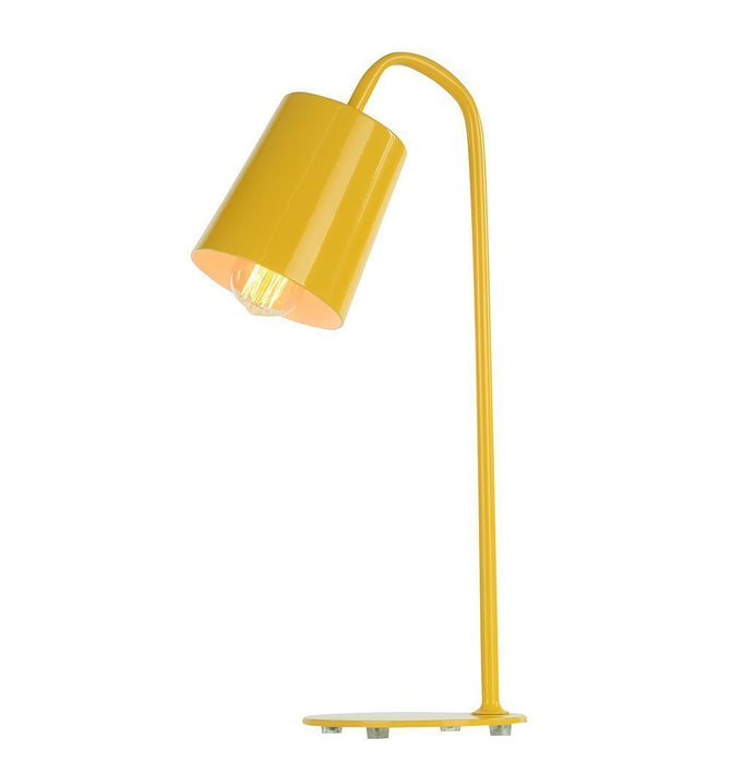 Inger Table Lamp Yellow Humbly Nobly