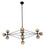 Jonatan Chandelier - 14 Bulbs Home Decor Humbly Nobly