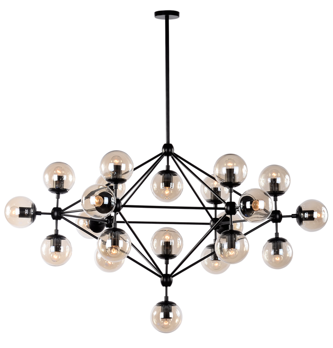 Jonatan Chandelier - 21 Bulbs