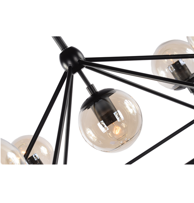 Jonatan Chandelier - 21 Bulbs Home Decor Humbly Nobly