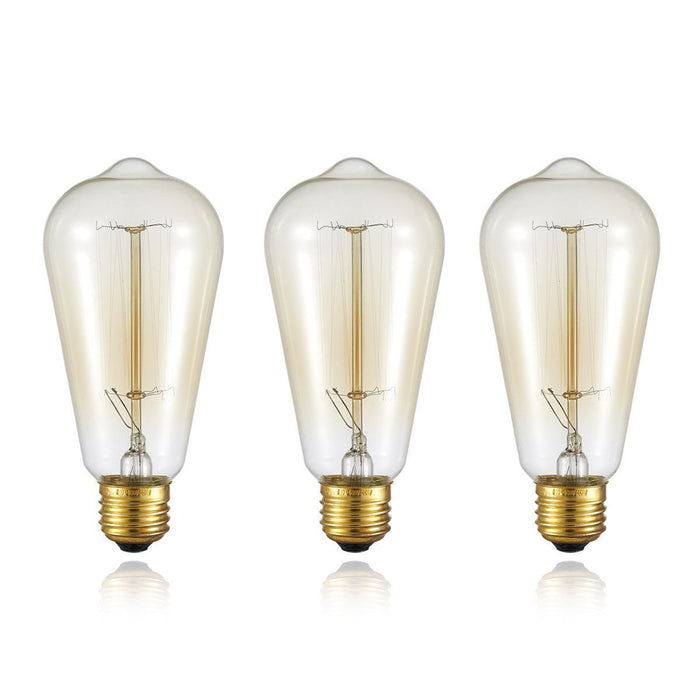 Ohr Lighting® Vintage Style Edison Bulb 40W (OHL-101)