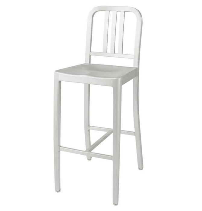 Oliver Counter Stool - Aluminium Humbly Nobly