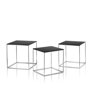 PK71 Nest of 3 Side Tables - Reproduction