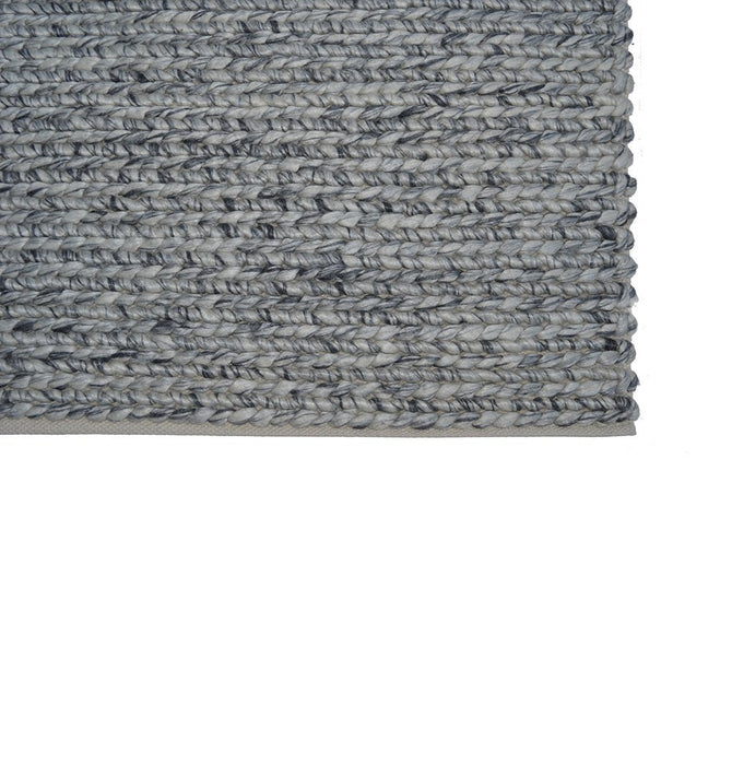 Rohan - Handmade Wool Braided Rug Humbly Nobly