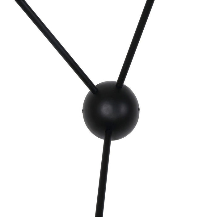 Serge Three-Arm Spider Sconce Wall Lamp - Reproduction Humbly Nobly