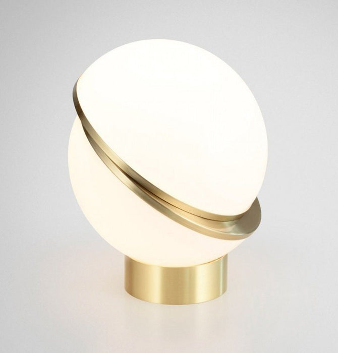 Sphere Table Lamp Lighting Large Humbly Nobly