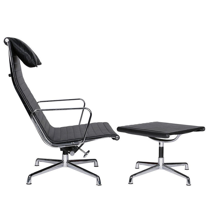 Thore Office Chair & Ottoman Home Decor Humbly Nobly