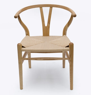Wishbone Chair CH24 Y Chair - Ash - Reproduction