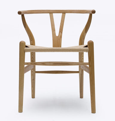 Wishbone Chair CH24 Y Chair - Ash - Reproduction Humbly Nobly