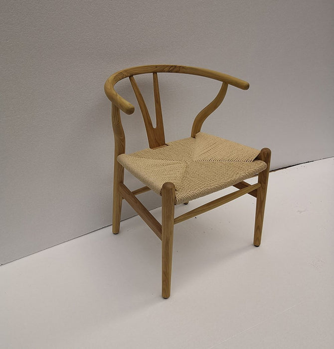 Wishbone Chair CH24 Y Chair for Kids - Ash - Reproduction