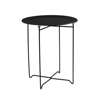 Xever Side Table - Black