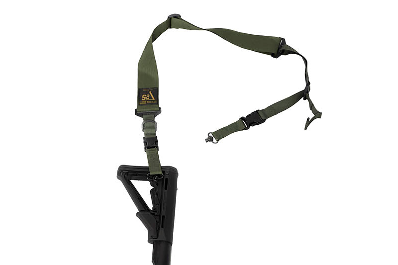 TACTICAL 2-TO-1 POINT QD SLING
