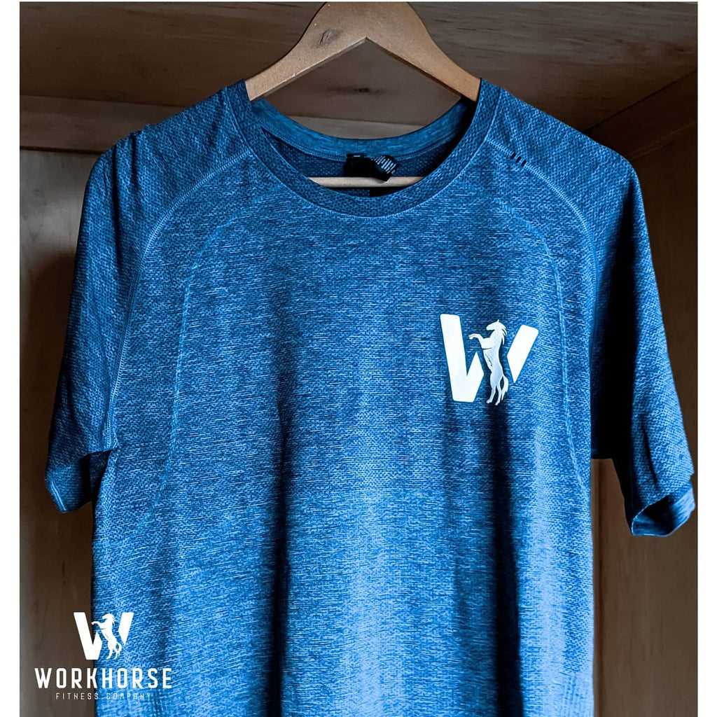 Workhorse Blue Tee
