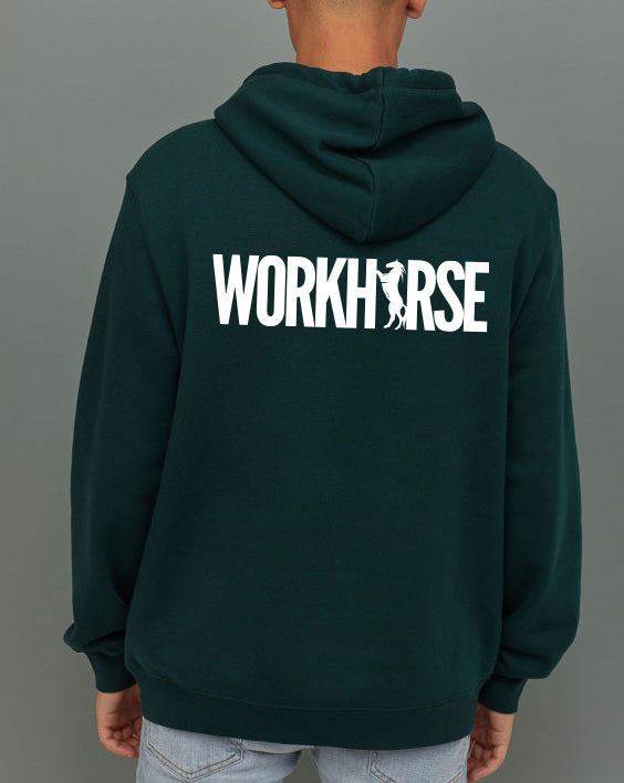 WHL Winter Hoody - Teal