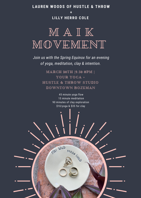 3.20.20 MAIK Movement with Your Yoga