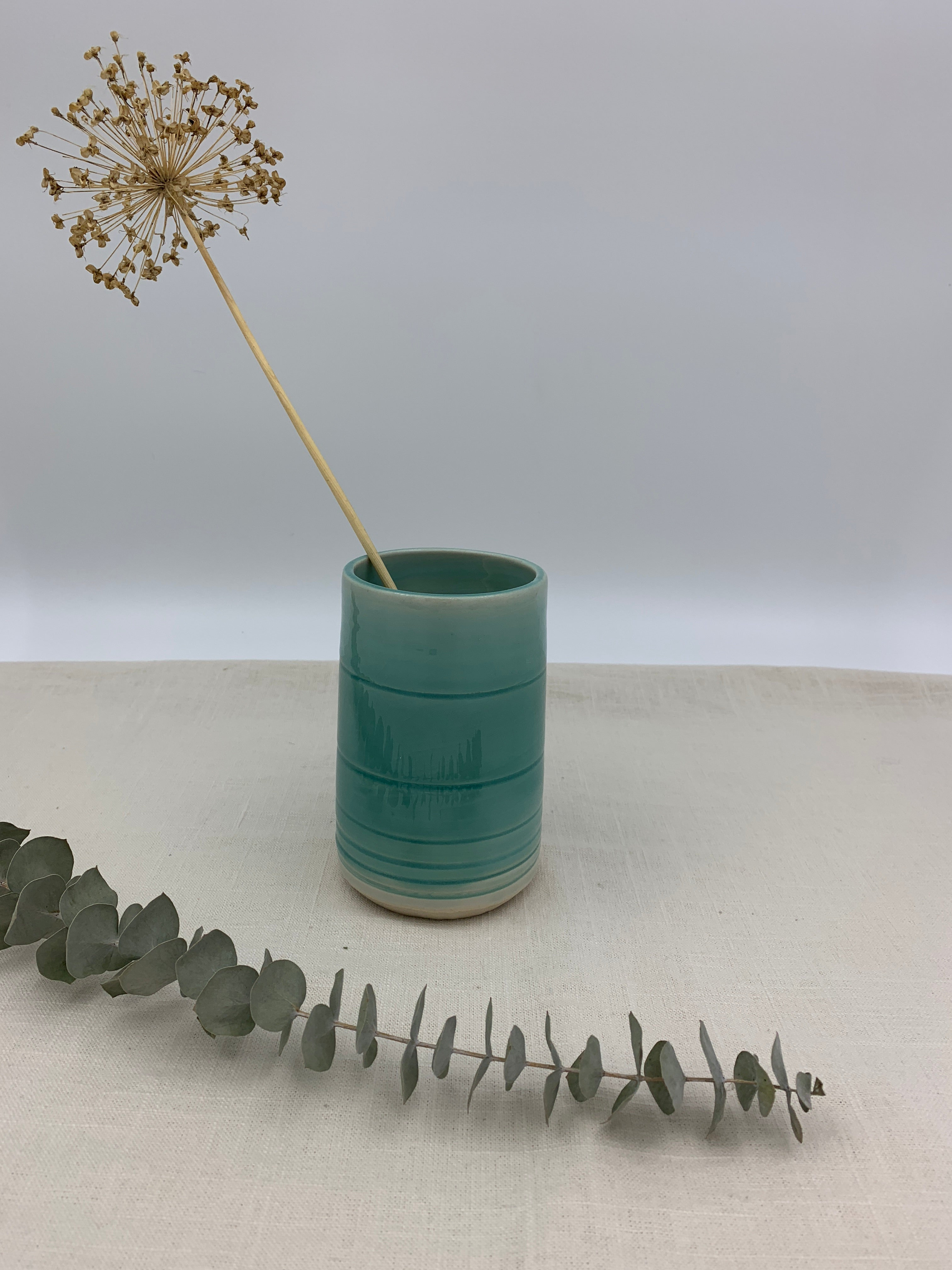 SECONDS QUALITY - medium cylinder vase
