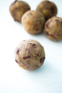 Chocolate Energy Balls With Cricket Protein