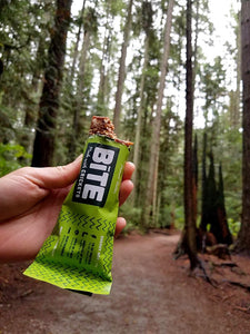 Bite Snacks Cricket Protein Energy Bar Peanut Butter