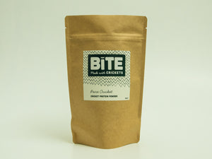 Bite Snacks Cricket Protein Powder Pure Cricket Smoothie Mix