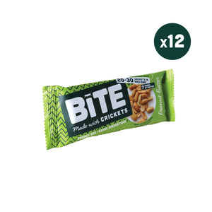 Peanut Better - Cricket Protein Energy Bar